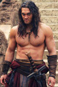 Conan the Barbarian trailer premieres Jason