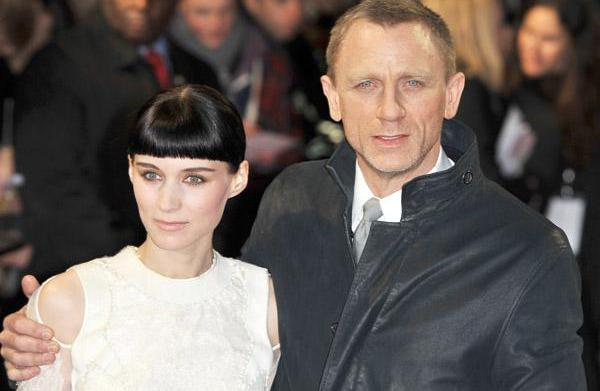 Rooney Mara goes angelic and edgy