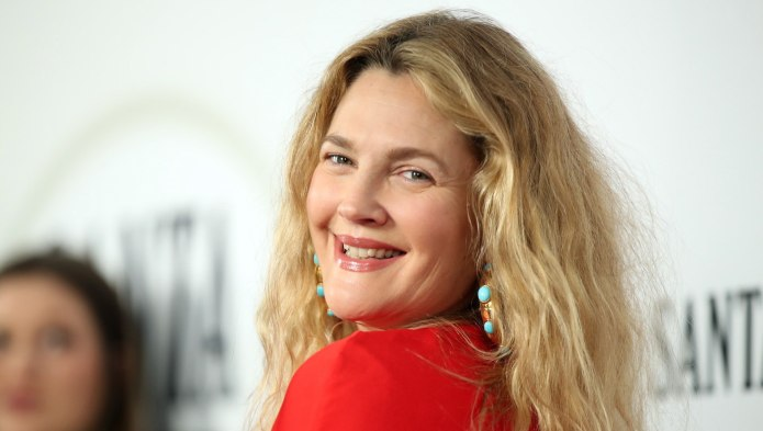 Drew Barrymore Is Totally Prepared for