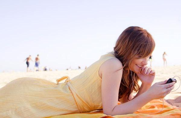 Beach-inspired playlist for spring break (wherever