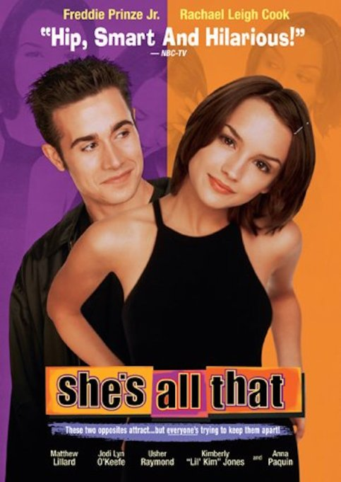 'She's All That' poster