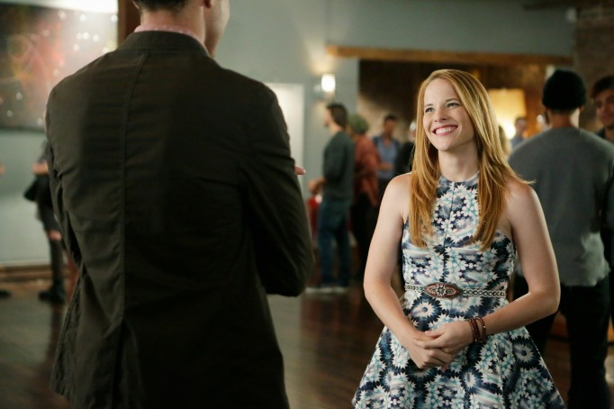 Daphne on Switched at Birth