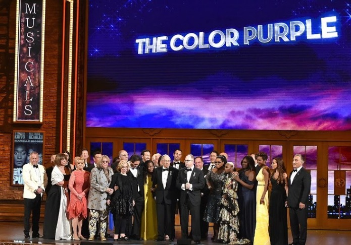 The Tony Awards exemplified so many