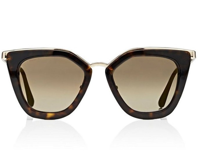 The Most Popular Sunglasses Styles: Prada Cinma Sunglasses | Summer Fashion