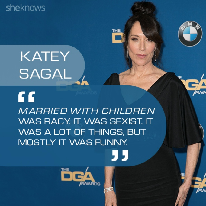Katey Sagal quote