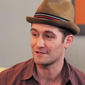 EXCLUSIVE: Matthew Morrison's romantic Christmas plans