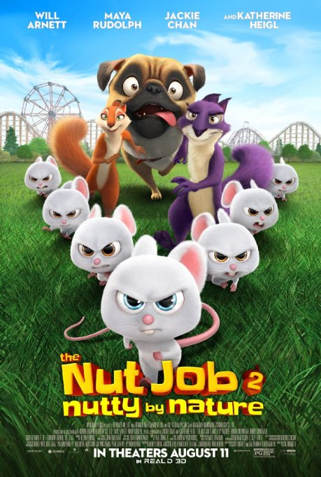 Best Movies Hitting Theaters in August: The Nut Job 2