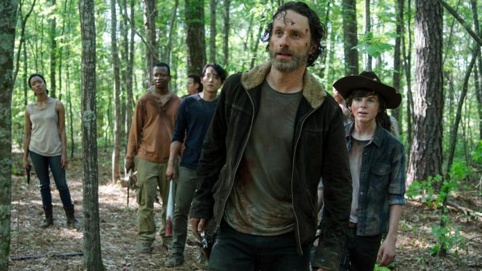 All of tonight's The Walking Dead