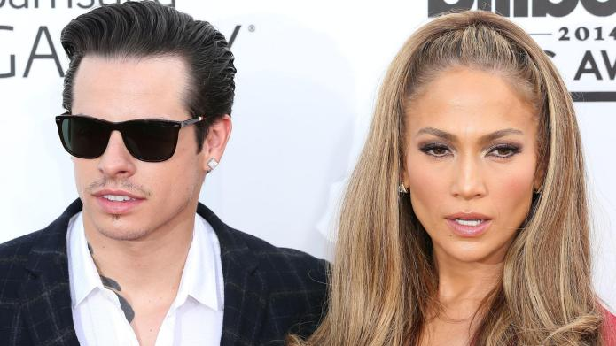 Jennifer Lopez, Casper Smart spotted together