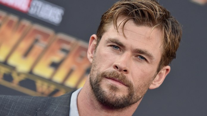 Chris Hemsworth Rocks Out to 'Wrecking
