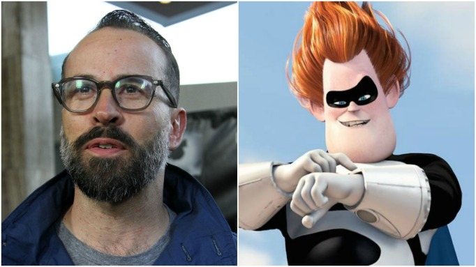Animated Villains: The Incredibles