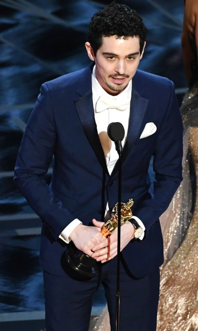 Damien Chazelle Oscars 2017