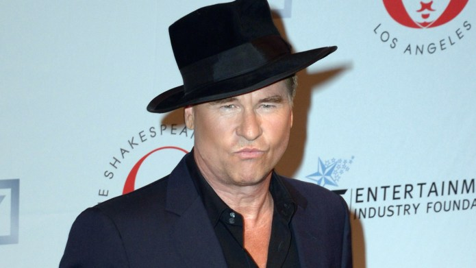 Val Kilmer Is Behaving Strangely, but
