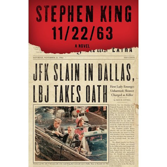 Stephen King's scariest books: '11/22/63'