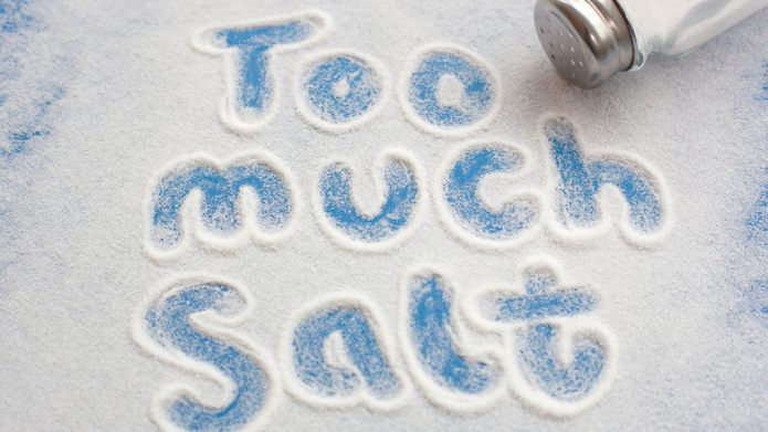Eating Less Salt Could Mean Fewer
