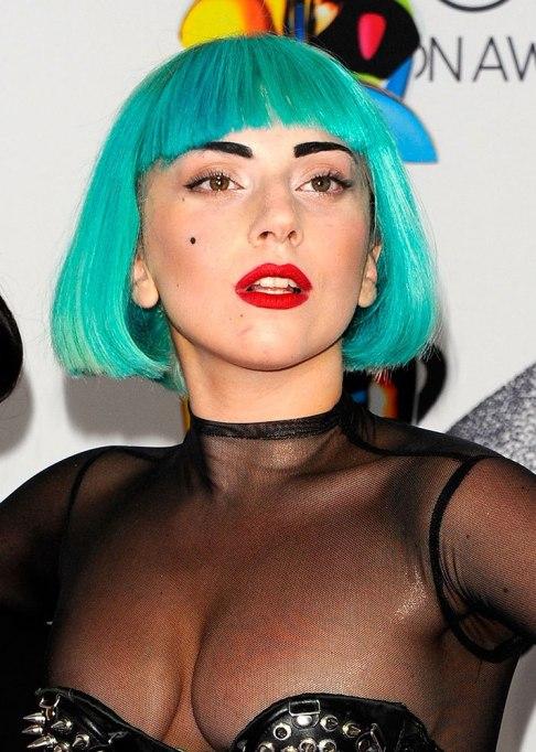 Celebrity Wig Looks: Lady Gaga | Halloween 2017