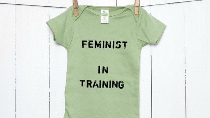 15 Fierce onesies for your feminist