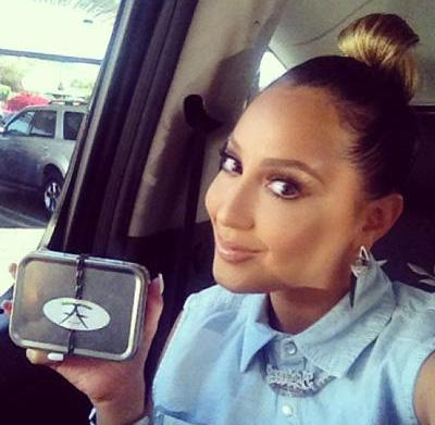 Exclusive! Adrienne Bailon: All things beauty