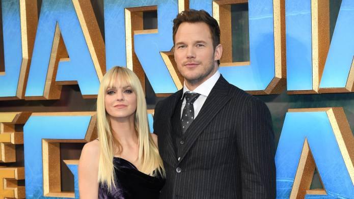 Chris Pratt & Anna Faris Have