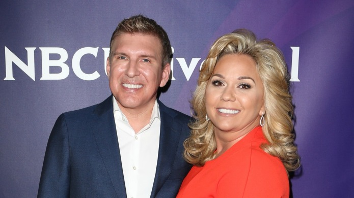 Todd Chrisley lays down the tough
