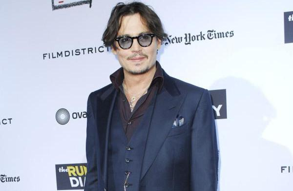 Casting news: Johnny Depp to go
