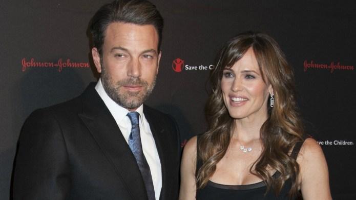 Ben Affleck & Jennifer Garner are