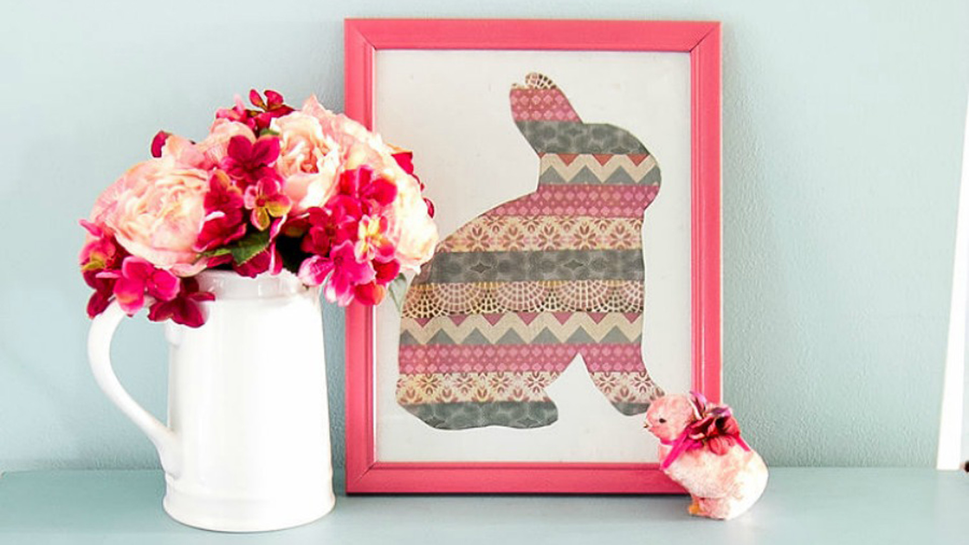9 Pretty Easter Decorations You Can Make Yourself