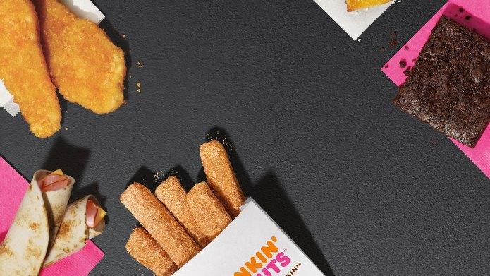 Dunkin' Run $2 menu items