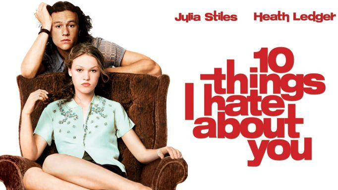 TV Shows & Movies Coming and Leaving Netflix in August: 10 Things I Hate about You