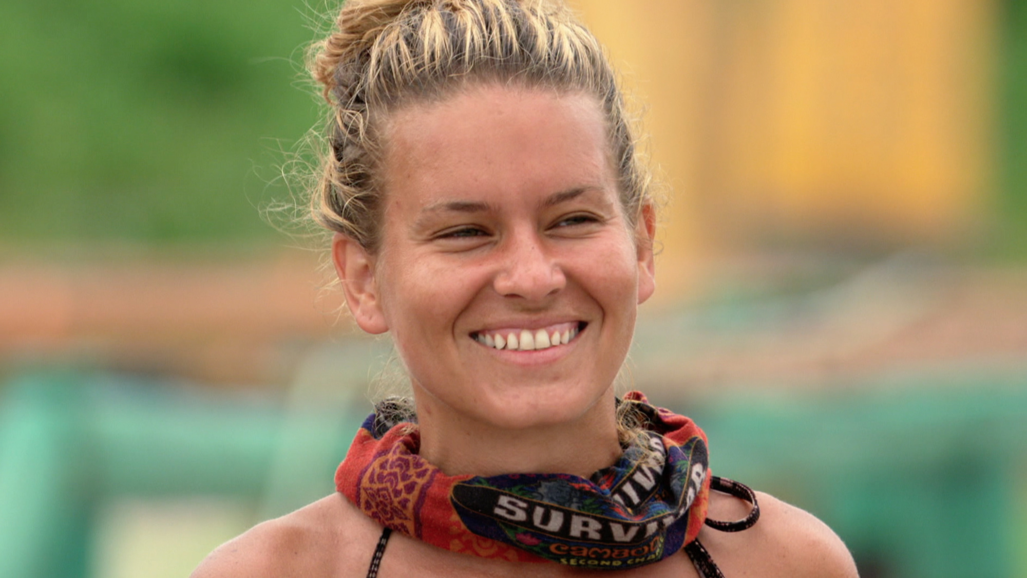 Abi-Maria Gomes is ready for challenge on Survivor: Second Chance