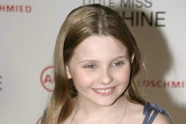 Little Miss Sunshine actress Abigail Breslin