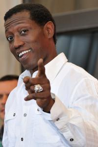 Wesley Snipes in federal custody for