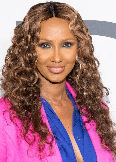 Beauty Lines Owned by Models | Iman's Iman Cosmetics