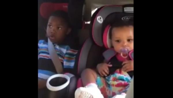 Little boy has hilariously well-worded reaction