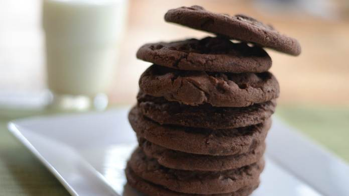 Homemade Nutella Cookies With Only 3