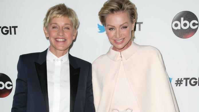 Portia de Rossi's revenge on Ellen
