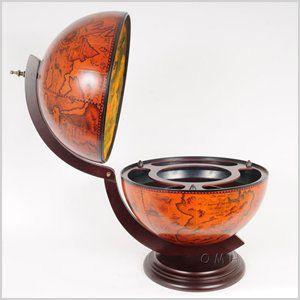Secret globes