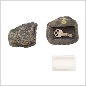 Hidden key rocks