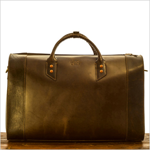 Satchel & Page Pilot's Bag