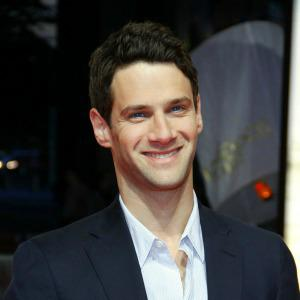Are Justin Bartha and his bride