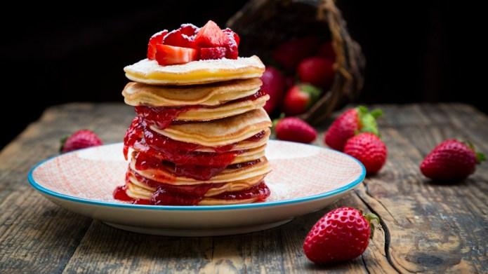 12 Boozy pancakes to make you