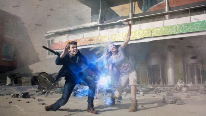 """HEROES REBORN -- """"Project Reborn"""" Episode"""