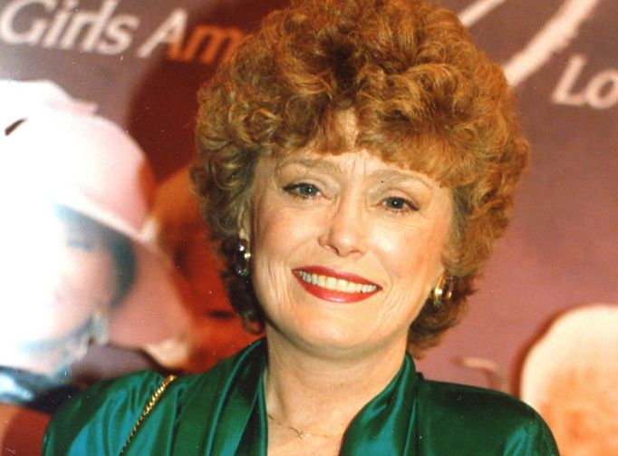 Rue McClanahan as Blanche Devereux