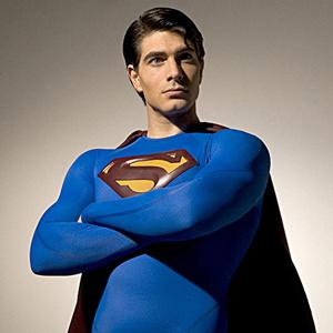 Brandon Routh as Superman
