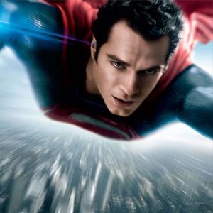 Henry Cavil as Superman