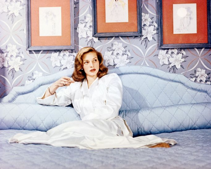 A look back at Lauren Bacall's most glamorous moments.