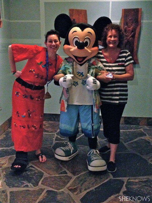 ?Girlfriend getaways at Disney Aulani Resort