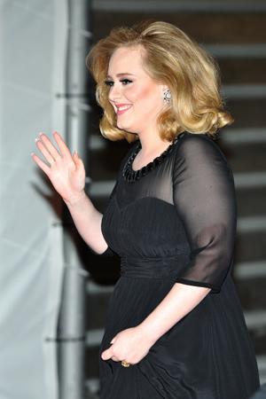 Adele for Skyfall?