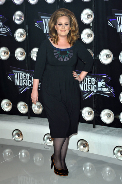 Adele is pregnant