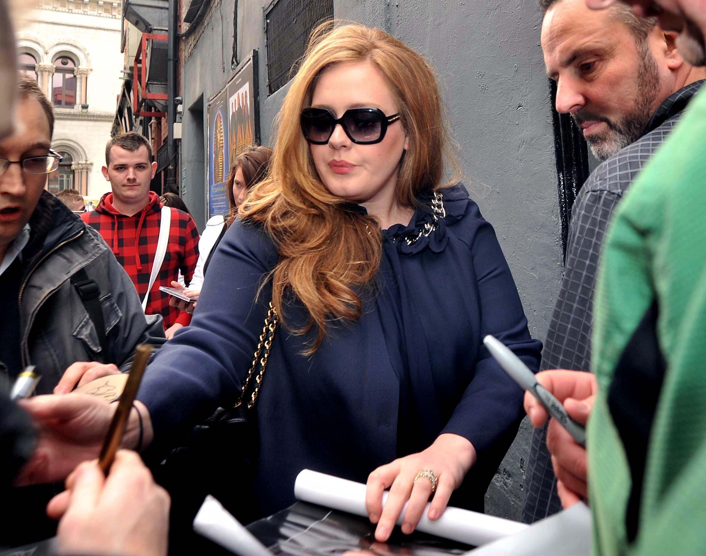 Adele Relationship